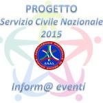 """Sportelli A.N.A.S. inform@ eventi: """"Manifestazioni in programma il 20 settembre e il 4 ottobre 2015"""""""