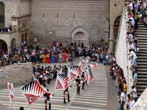 Palio Pasqua Rosata Assisi