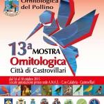 A.N.A.S. provinciale Cosenza ospita dal 14 al 18 Ottobre 2015 la tredicesima mostra ornitologica