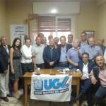 UGL: a Enna i vertici regionali  del sindacato per il rilancio dell'attività in Sicilia