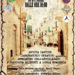 """A.N.A.S. zonale Monopoli organizza per domenica 18 ottobre l'evento """"Solidarietà in via Garibaldi"""""""