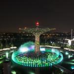 EXPO: l'Albero della Vita resterà assemblato in Italia