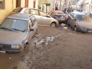 barcellona pg alluvione