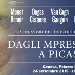 """A.N.A.S. consiglia la mostra """"Dagli impressionisti a Picasso"""""""