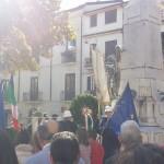 A.N.A.S. provinciale Cosenza alla parata del 4 Novembre