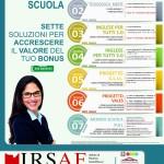 Speciale Buona Scuola: A.N.A.S. presenta sette soluzioni per accrescere il valore del bonus agli insegnanti
