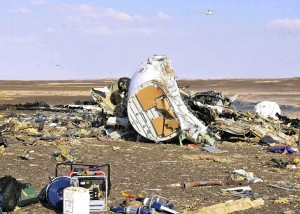 Authorities fear all on board crashed Russian jet dead