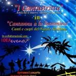 """A.N.A.S zonale Santa Margherita Peloro presenta """"Cantannu a lu Bamminu"""""""