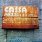 Che si pensi seriamente ad una vera politica di ripresa economica partendo dal sud Italia!