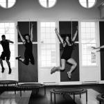 """Formazione e sport: A.N.A.S. zonale Cirò Marina informa che si è tenuto un corso di formazione """"Fit Rebounder"""" presso l'ASD Free Body di Cirò Marina"""