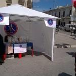 A.N.A.S. Celeste Mola di Bari presente alla Festa di Santa Caterina a Mola di Bari