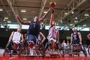 BT Paralympic World Cup - Day Four