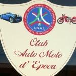 E' stato inaugurato ieri a Roma il Club Auto e Moto d'Epoca A.N.A.S.