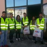 A.N.A.S. provinciale Cosenza: giornata di distribuzione alimentare assieme ai ragazzi dell'IPSSAR di Castrovillari
