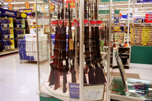 FILE: Wal-Mart Reverses Course To Attend White House Meeting On Gun Violence