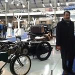 A.N.A.S. regionale Lazio presenta il Club Auto e Moto d'Epoca A.N.A.S.