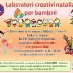 A.N.A.S. zonale Milazzo organizza laboratori creativi natalizi per i bambini