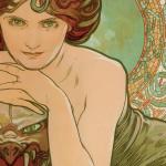 "A.N.A.S. consiglia la mostra ""Alfons Mucha e le atmosfere Art Nouveau"""