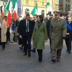 A.N.A.S. ha partecipato alla Festa del Tricolore di Reggio Emilia
