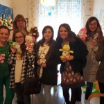 A.N.A.S. Monopoli consegna i giochi al reparto pediatrico dell'ospedale San Giacomo di Monopoli