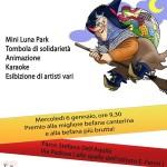 A.N.A.S. provinciale Siracusa presenta la festa della Befana