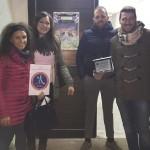 """ANAS zonale Ciró Marina, Anas Ciró e Anas Crucoli Torretta hanno organizzato un Triangolo di calcio """"In campo per la pace"""""""