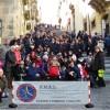 foto di gruppo Gita a Caltagirone