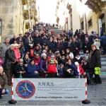 Grande successo per la gita a Caltagirone organizzata da A.N.A.S. San Filippo del Mela e A.N.A.S. Milazzo