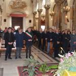 Celebrato con una messa San Sebastiano, Patrono della Polizia Municipale
