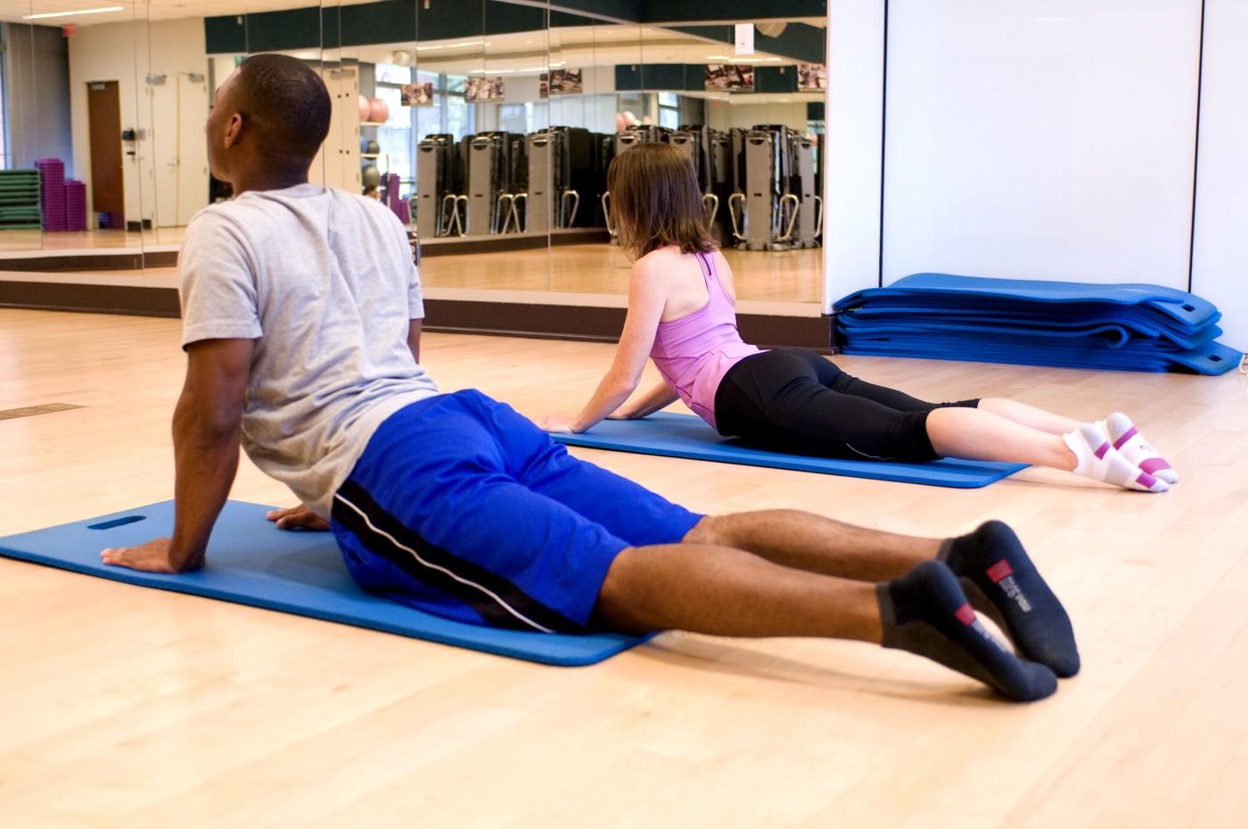 Si Usa Nella Seduta Di Pilates  chicago
