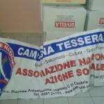 Il portavoce nazionale dell'A.N.A.S. a Roma per incontrare i dirigenti della Presidenza Lazio