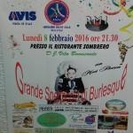 A.N.A.S Mola di Bari presenta il veglione di Carnevale