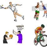 Sport individuali e sport di squadra a confronto di Giusy Modica
