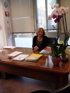 Donatella Bolignano, direttore Automobil Club Reggio Calabria