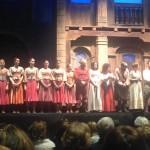 """L'Associazione di Ciró Marina (KR) """"Il Girasole"""" ha partecipato nel musical """"L'Atteso Risorto""""organizzato a Torre Melissa"""