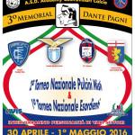 A.N.A.S. Castrovillari presenta il 3° Memorial Dante Pagni