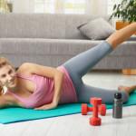 Allenamento fai a te.Fare esercizio fisico è una delle regole fondamentali del viver bene.