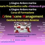 ARDORE – Seminario propedeutico sulla Violenza di genere