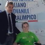 """A Pescara due ori per Denise Fresta di """"Come Ginestre"""" ai Campionati Giovanili Italiani"""