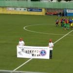 ANAS Veneto in campo al Derby serie A calcio femminile AGSM Verona – Permac Vittorio Veneto