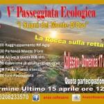 """A.N.A.S. Collesano organizza per il prossimo 17 aprile """"passeggiata ecologicca"""""""