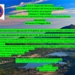 A.N.A.S. Regionale Piemonte con il patrocinio gratuito del Comune di Avigliana Nell'ambito del progetto: CONOSCI IL TERRITORIO