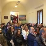La Salute cominccia a tavola Castello Aragonese di Castrovillari 2 aprile di Simona Dorato