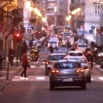 Palermo ha il record della città più trafficata