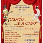 Nuovo appuntamento teatrale a Palermo