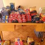 CONAD Sicilia dona all'A.N.A.S. generi di prima necessita per gli indigenti