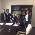 A.N.A.S. Consenza  sottoscrive una convenzione con l'ordine dei Commercialisti