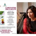 Castelvetrano – 17 Maggio – Alimentazione DNA e Salute