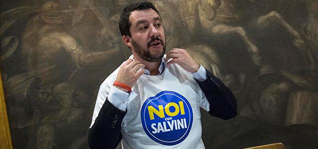 Visita in Calabria dell'On.le Salvini. Pervenuto in redazione e, coerenti con il nostro motto, si pubblica