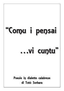 COPERTINA LIBRO SORBARA GIALLA